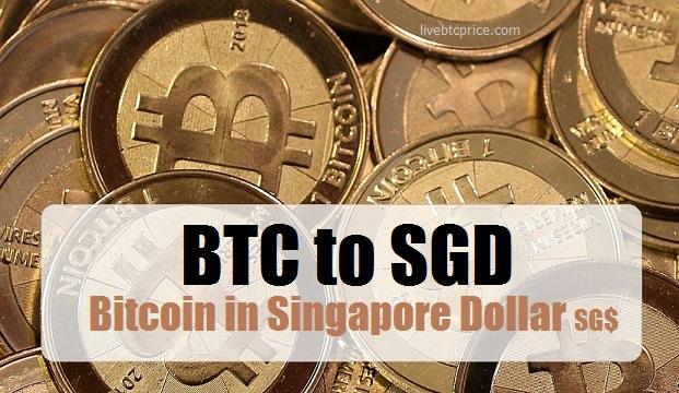 bitcoin in singapore dollar, btc to usd